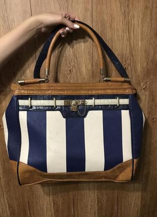 Габаритная сумка от river island