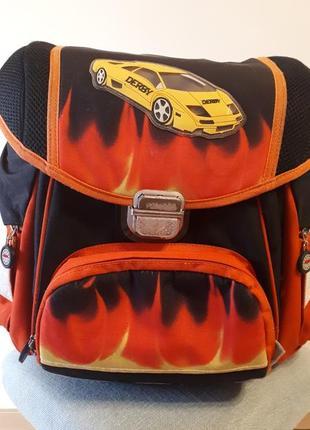 Школьный рюкзак для мальчика derby