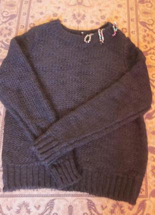 Фирменный свитер h&m размер xs h&m h&m