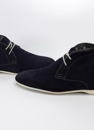 Pat calvin  ботинки  полуботинки с натуральной кожи