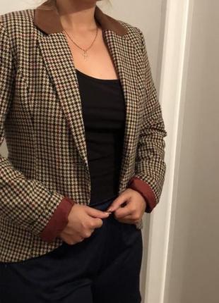 Классический пиджак h&m