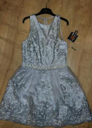 Шикарное платье lipsy vip