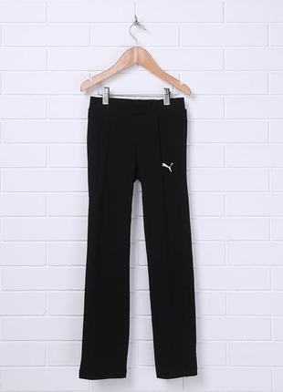 Брюки puma, р. 116 - 6 лет. новые спортивные штаны для девочки