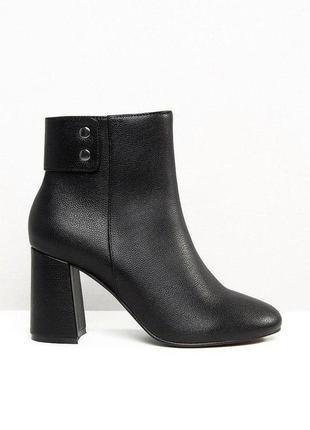 Новые стильные ботинки asos/ размер 38-39 (25 см) !распродажа!4 фото