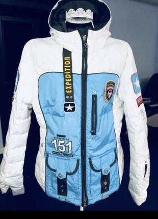 Оригинальный лыжный костюм bogner