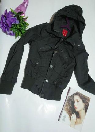 Куртка с капюшоном vero moda m