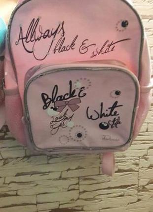 Рюкзак demix, розовый