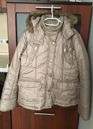 Красивая куртка 🧥 большого размера - 18, наш - 52