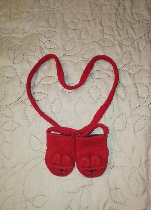 ❄️зимние перчатки ❄️