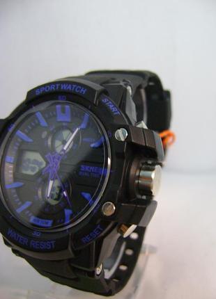 Мужские наручные часы электронно-кварцевые skmei