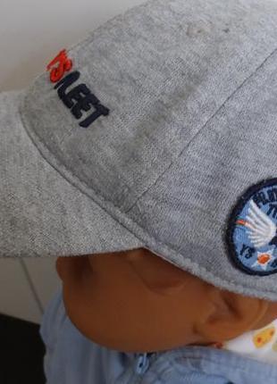 Демисезонная шерстяная кепка chicco италия раз. 92 - 98 - 104 - 110 на 2 - 5 лет шапка