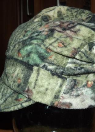Флисовые шапки, камуфляж realtree ap™