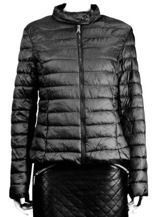 Итальянская демисезонная куртка ,легкий пуховик