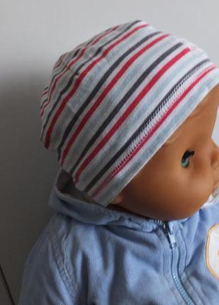 Х/б шапка cool club размер 50 для теплых осенних весенних дней