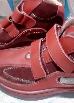 Ботинки 25 р. bulducci