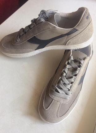 Мужские кроссовки оригинальные diadora