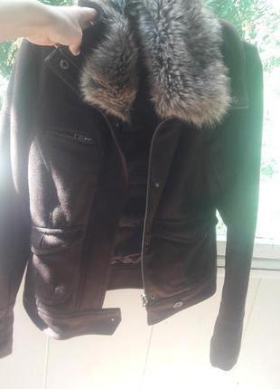 Куртка на подкладке, stradivarius