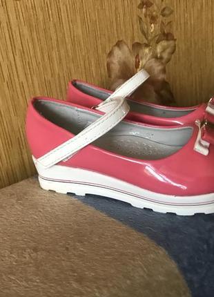 Стильні туфлі для маленької принцеси