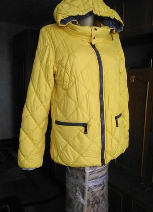Куртка зимняя (термо) пуховик.