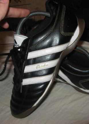 Кроссовки adidas оригинал кожа размер 37 по стельке 24 см новые