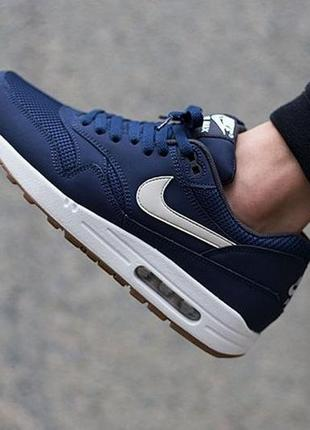 newest 65159 7cd5a ... promo code nike air max 1 gs midnight navy 7d093 c1680