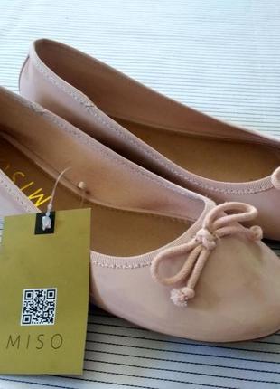 Балетки туфли miso