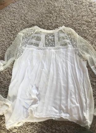 Очень красивая блуза zara
