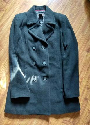 Шерстяное пальто р. м- l