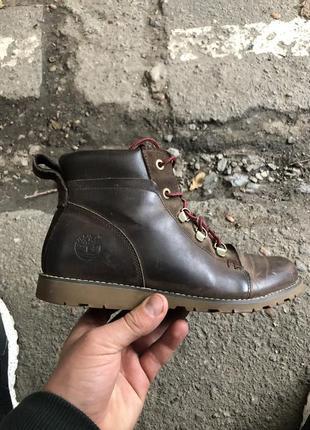 Ботинки timberland демисезонные оригинал