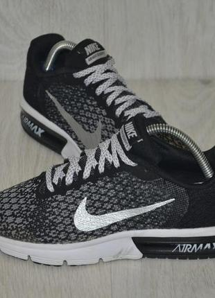 cb5366bf Продам кроссовки nike air max sequent 2., цена - 500 грн, #16139374 ...