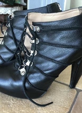 Armani jeans ботильоны оригинал 37