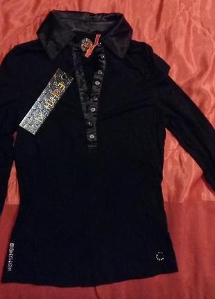 Лонгслив, блуза, футболка eighth sin