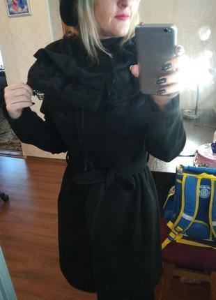 Елегантное пальто-s,m