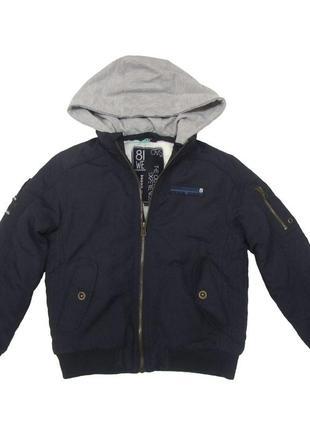 Новая зимняя синяя куртка для мальчика, ovs kids, 4460538