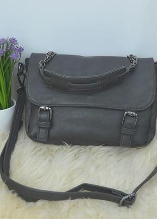 Дизайнерская сумка marina galanti
