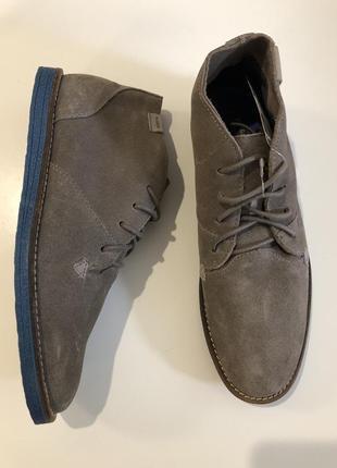 Демисезонные ботинки pull&bear 43