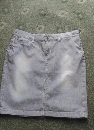 Крутая юбка от tommy hilfiger