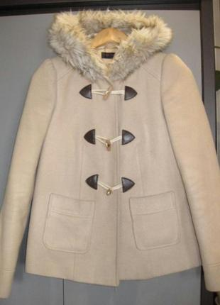 Дафлкот пальто куртка весна осень