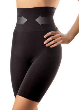 Утягивающие шорты с высокой талией ergoforma р л.