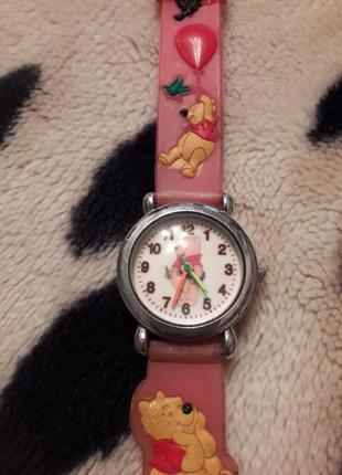 Часы winnie theipooh
