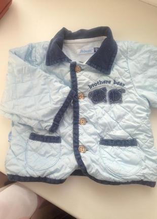 Куртка демисезон, 9м