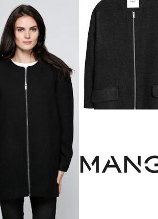 Актуальное пальто mango