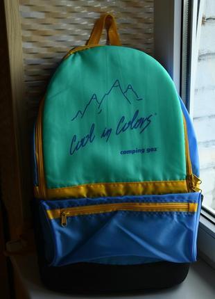 Новый изотермический рюкзак унисекс термо - рюкзак camping gaz 18 л