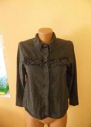 Рубашка джинсовая от asos