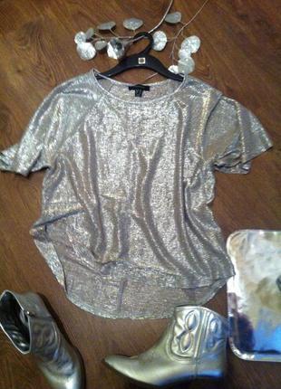 Модненька блуза ( срібний блєск)
