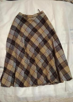 Шикарная юбка- миди