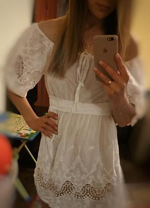 Пляжное платье/ туника
