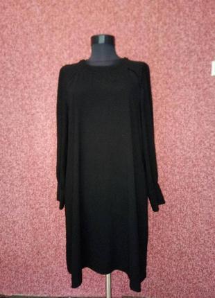 Шикарное платье с разрезами на ключицах