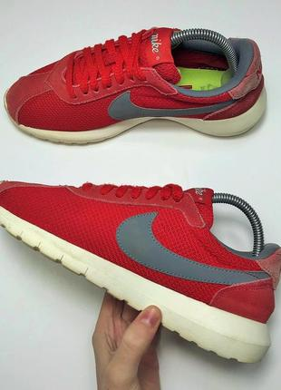 6c16a597 Спортивные кроссовки nike roshe ld-1000 origina cortez женские 40 air  красные