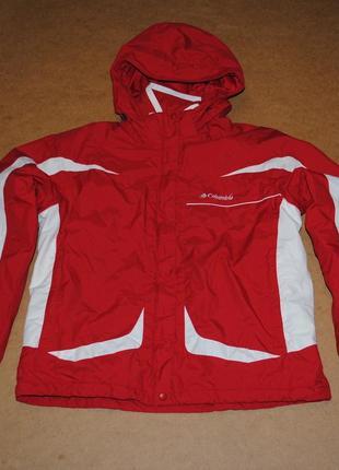 Columbia горнолыжная женская куртка коламбия